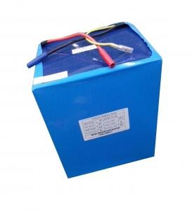 China 24V Lithium Ion Phophate Battery Pack , 40AH Rated Capacity With 1500+ Cycle Life on sale