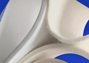 China Sanforizing Laminated Felt Felt Polishing Belt For Textile Finishing Machinery on sale