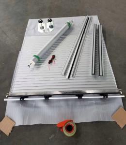China Fireproofing Security Truck Roller Shutter Door Aluminum Rollup Door on sale