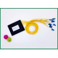 16 Wavelengths 1 Fiber Fiber Optic Multiplexer Equipment For WDM CATV Network