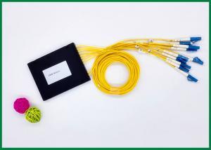 China 16 Wavelengths 1 Fiber Fiber Optic Multiplexer Equipment For WDM CATV Network on sale