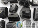Rough Tourmaline release negative ion Tourmaline tumbled stone