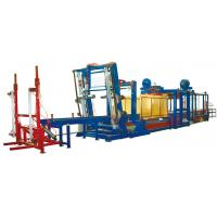 China Foam Board Cutting Machine For EPS Polystyrene Blocks , EPS Foam Cutting Tools on sale
