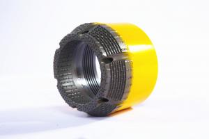 China NMLC/HMLC Natural Diamond Surface Set Core Drill Bits with Fast  Penetration Rate on sale