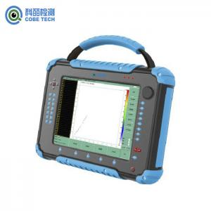 China Phased Array NDT Testing Equipment Pulse Echo Ultrasonic Flaw Detector on sale