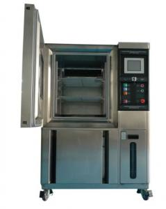 China IEC60065 2014 Clause 8.3 Temperature And Humidity Chamber Temperature Range From -40℃~+150℃ on sale