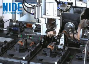 China Automatic Power Tool Motor Production Line Motor Armature Winding Machine on sale