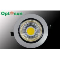 13W Warm White 1150lm Dimmable LED Downlights / 115mm Adjustable LED Down Light