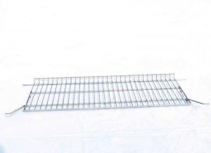 China Smooth surface and low carbon steel welded wire mesh panels for camping, military and tourism on sale