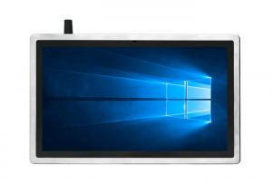China 18.5 Inch Waterproof Stainless Steel Panel Outdoor PC 1000 Nit Sunlight Readable on sale