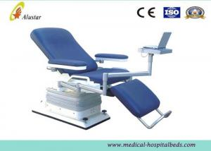 China Adjustable electric blood donation chair (ALS-CE018) 2 function Hospital Furniture Chairs on sale