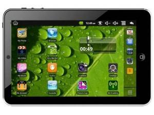 Quality Multi - Touch Screen ARM11 600MHz Android 2.2 wifi GPS 7 Inch Touchpad Tablet PC for sale
