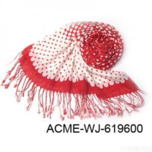 China Fashion Wool Scarf on sale
