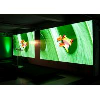 High Refresh Rate HD LED Display P1.56 For Shows / Shopping Malls Vivid Mixed Colors