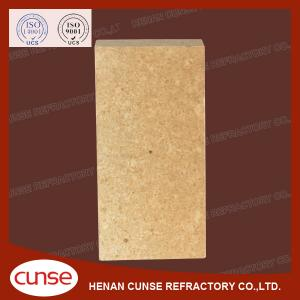 China Low Creep Fireclay Brick for Low Temperature in Hot Blast Stove on sale