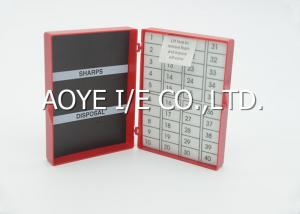 China Adhesive magnet Needle Counter with EO Gamma ray sterilization on sale