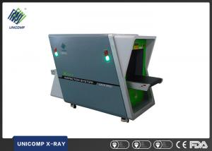 Quality High Resolution X Ray Security Scanner / Airport Baggage Screening Equipment for sale