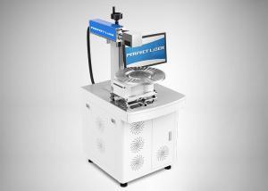 China High Precision Fiber Laser Marking Machine System For Medical Surgical Instrument on sale