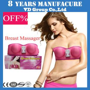 Sexy breast massage video