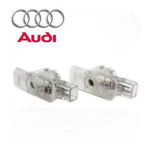 China LED 3D Logo Laser Car Door Light Special for Audi (No drilling/Plug & Play) on sale