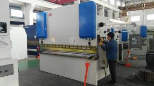 China Delem DA52 High Accuracy Sheet Metal Press Brake Machine Bend 305 Stainless Steel on sale