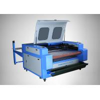 China Multi-function CO2 Fabric Laser Engraving Machine 1300*900mm ,CNC Laser Engraver on sale