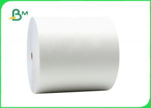China FDA 45gram 50gram MG White Kraft Paper Roll With FSC Certificate Acid Free on sale