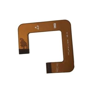 China Multilayer Flexible Printed Circuit Board FPC Polyimide Immersion Gold Surface on sale