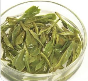 China OEM Early Spring Dragon Well Green Tea Leaves With BCS Organic Certificate on sale