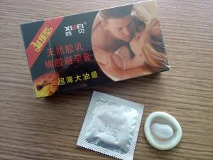 China OEM 100% Natural Latex Dotted Ribbed Ultra Thin Delay Condom With ISO CE Certificate on sale