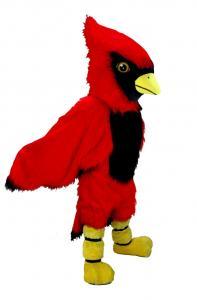 China Halloween costumes carnival costume retail bird mascot costumes Cardinal bird mascot on sale