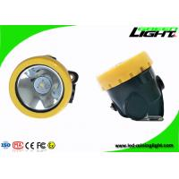 China PP Meterial Cordless Mining Lights Yellow Wireless Intrinsically With 2.2ah Li - Ion Battery on sale