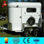 Hot selling in Australia horse float,double horse float for sale