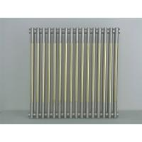 China Round Tube Heated Towel Radiators Wall Mounted , Stainless Steel 304 on sale