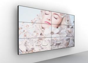 China Semi - outdoor display 4k video wall 3x2 AC 220v - 250v Software Control on sale