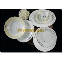Kitchenware Used Dining Tableware Sets Of AB Grade ceramic priducts