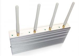 14 Antennas Mobile Phone Jammer , China Wifi Jammer - Wireless Signal Jammer - Portable Wifi Signal Blocker