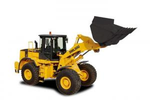 China Earth Moving Equipment 3.0m³ Wheel Loader 17 ton Operating Weight on sale