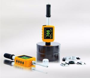 China Digital Portable Leeb Hardness Tester, Pen Type Hardness Meter for Metal Sheel Alloy RH100 on sale