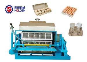 China 57kw Paper 25times/Minutes Egg Tray Production Line on sale