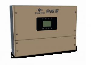 China Industrial Solar Energy Off Grid Tie Inverter 21KW With Multi MPPT Controller on sale