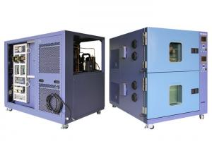 China Environmental High Low Temperature Test Chamber Stainless Steel Exterior on sale
