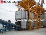 BANGDING dockside mobile bagging unit fertilizer/sand/salt/cement port Mobile containerized Bagging Machine