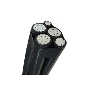 China Weather Resistant Aerial Bundled Cable AAC AAAC ACSR Neutral Conductor on sale