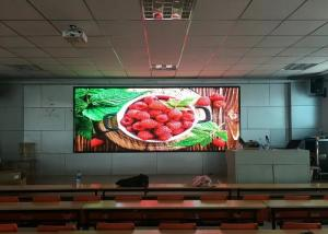 China Stage Dynamic Commercial Outdoor SMD LED Display Wall Mounted Energy saving on sale