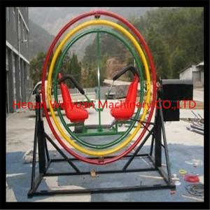 China ISO, CE, TUV, BV certification human gyroscope 2seats  virtual reality simulation rides for sale on sale