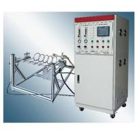 China IEC60331-11  Wire & Cable Resistance To Fire Mechanical Shock Tester / Flammability Test Chamber on sale