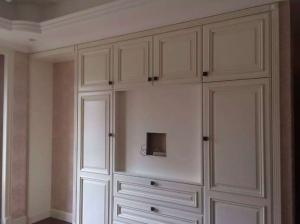 China Solid wood door wardrobe,Tv cabinet,living room furniture,Wooden closet,Wooden wardrobe on sale