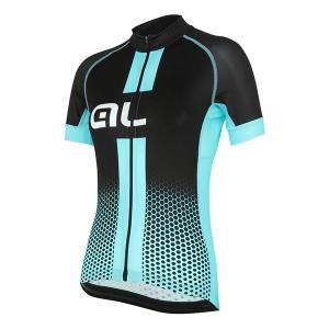 China Slim Fit Breathable Quick Dry XXXL Women Cycling Shirt on sale