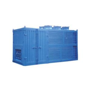 China Auto PLC Control Silica Gel Rotary Mobile Dehumidifier for Shipping Industry on sale